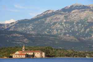 Island monastery - Montenegro