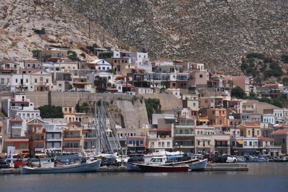 Kalymnos harbour
