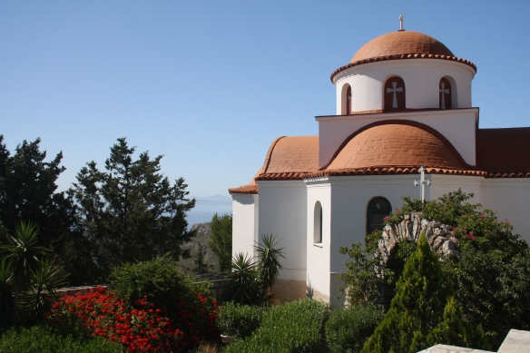 Monastery above Pothia