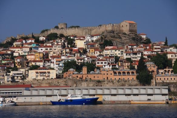 Kavala fort