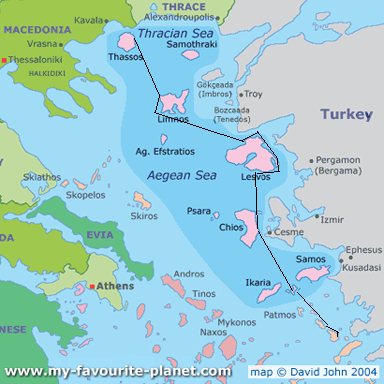 north_aegean_map