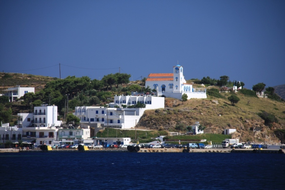 Skyros port