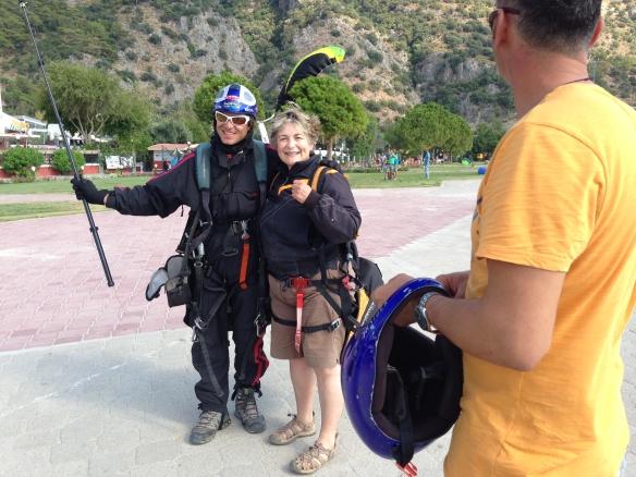 17 Paraglide