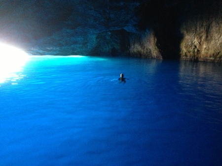 8 Blue Grotto
