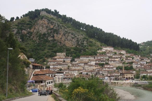 Berati view