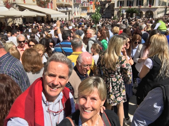 Easter Corfu