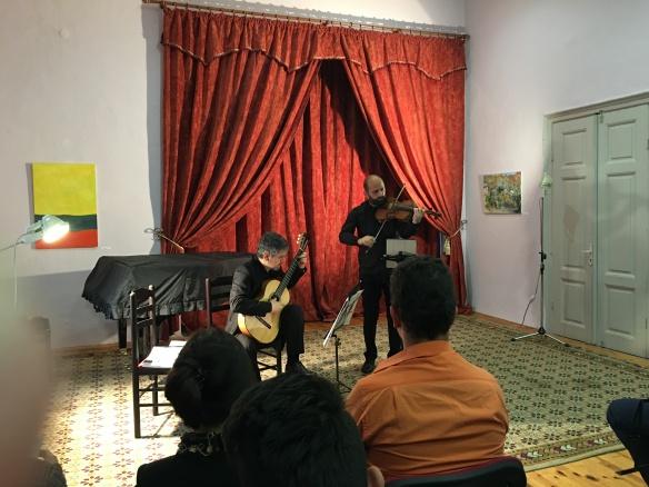 Korce concert