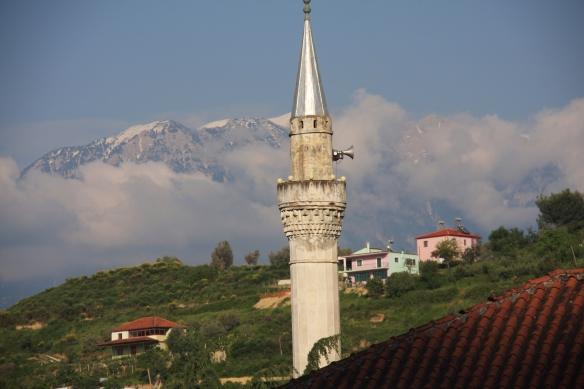 mosque Berati