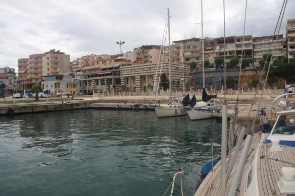 Saranda yacht harbour