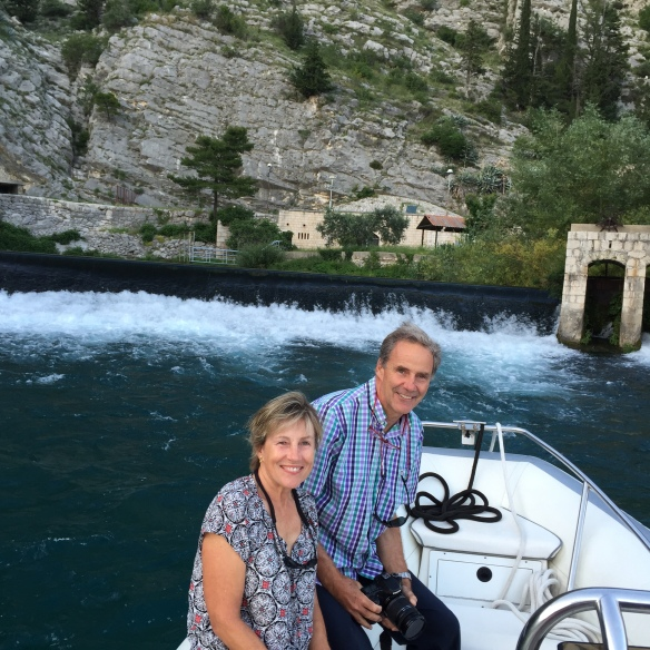 Dubrovnik weir