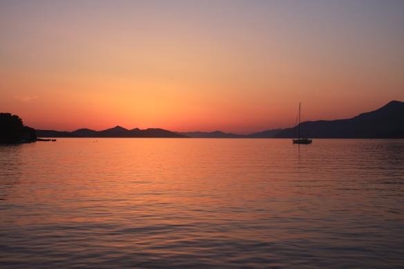 Kolocep sunset