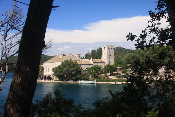 monastery mljet
