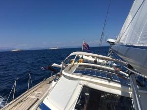 SC undersail